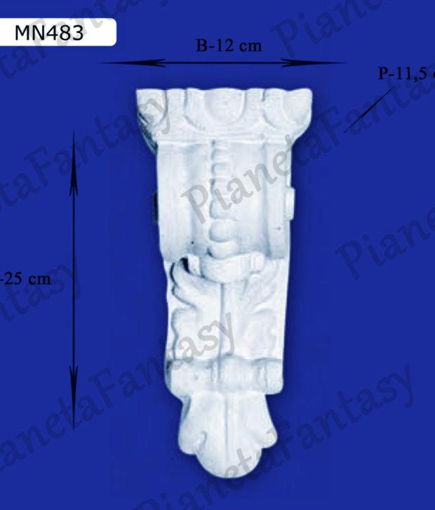 reggimensola-in-gesso-ceramico-art-mn483