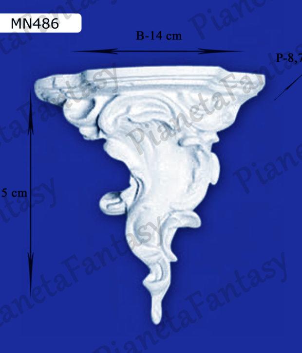 reggimensola-in-gesso-ceramico-art-mn486