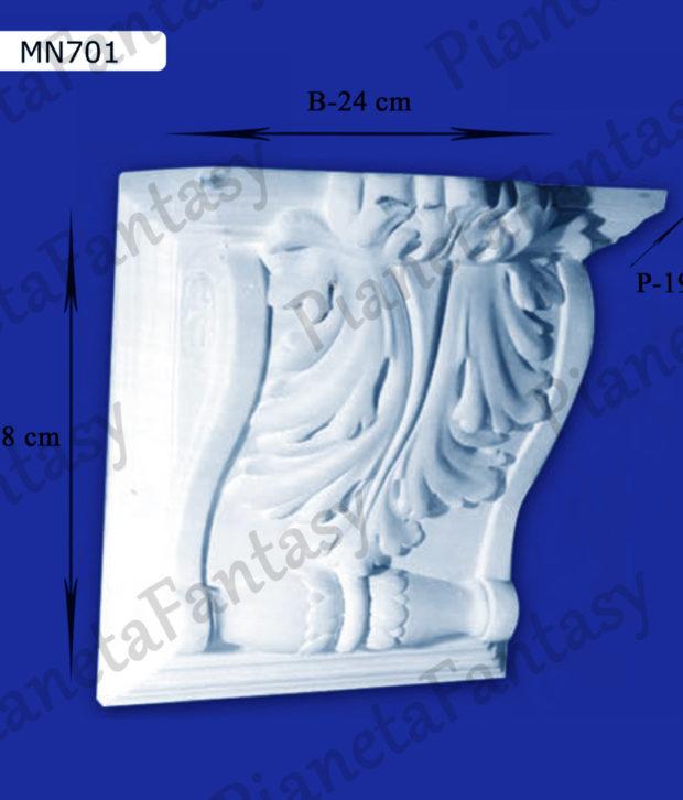 reggimensola-in-gesso-ceramico-art-mn701