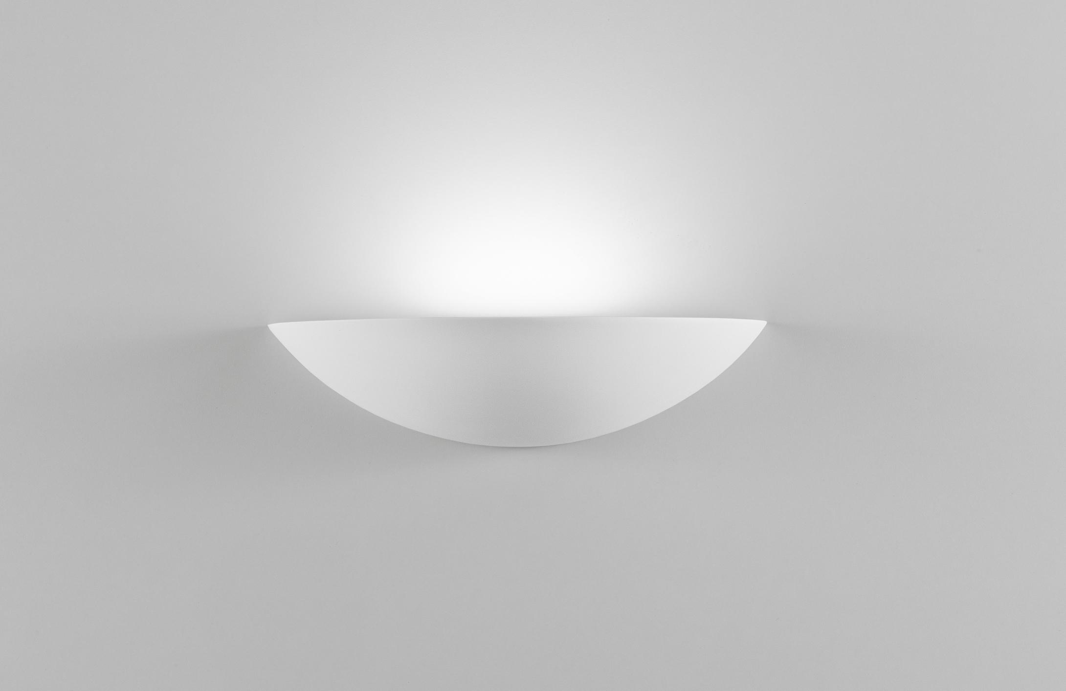Lampade da soffitto in gesso belfiore lampada da parete in