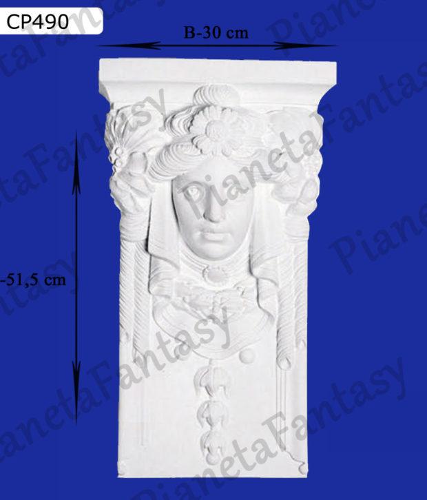 capitello-in-gesso-ceramico-art-cp490