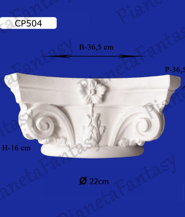 capitello-in-gesso-ceramico-art-cp504