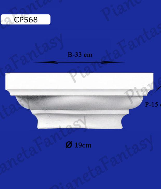 capitello-in-gesso-ceramico-art-cp568