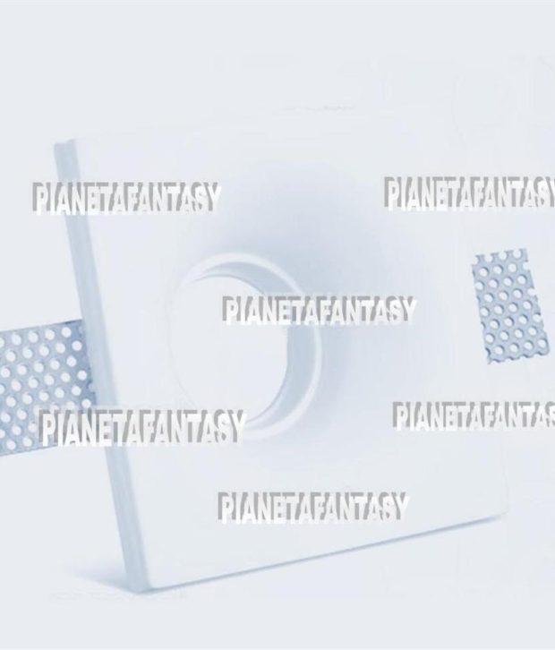 porta-faretto-art-pf3-s-quadrato-conico-in-gesso-ceramico-per-lampadine-led