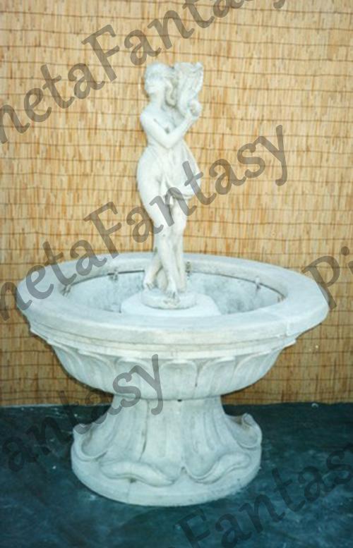 Fontana art 0352 in cemento no pietra arredo giardini e ville for Arredo ville e giardini