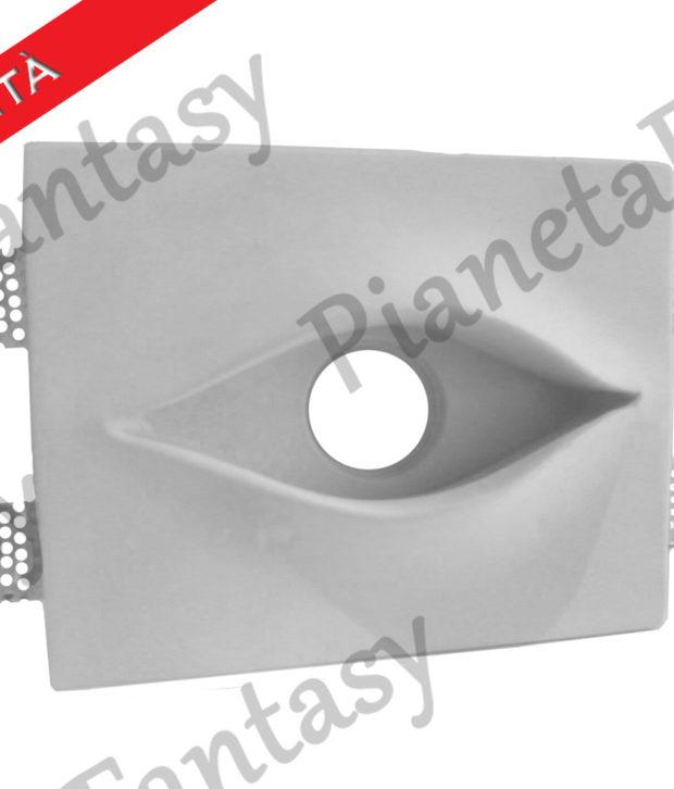 porta-faretto-art-pf19-rettangolare-slim-effetto-eye-in-gesso-ceramico-per-lampadine-led